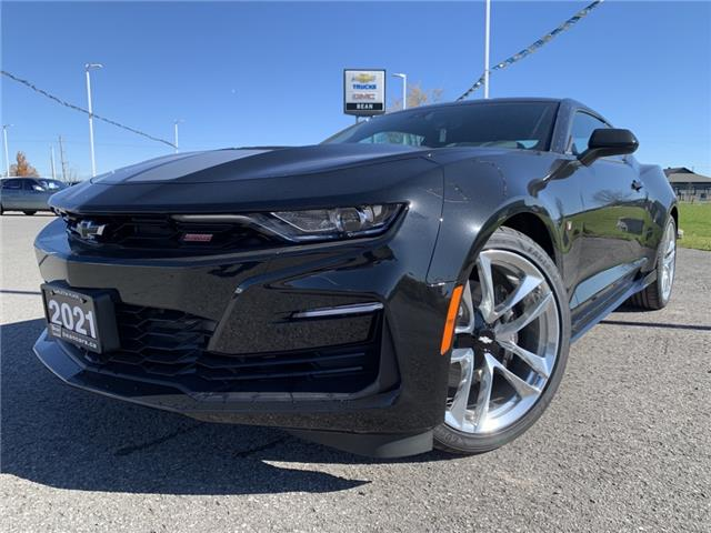 2021 Chevrolet Camaro 2SS (Stk: 05338) in Carleton Place - Image 1 of 25