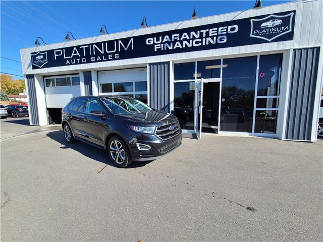 2015 Ford Edge Sport (Stk: B53551) in Kingston - Image 1 of 13