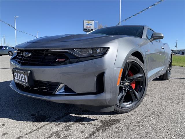 2021 Chevrolet Camaro LT1 (Stk: 07390) in Carleton Place - Image 1 of 25