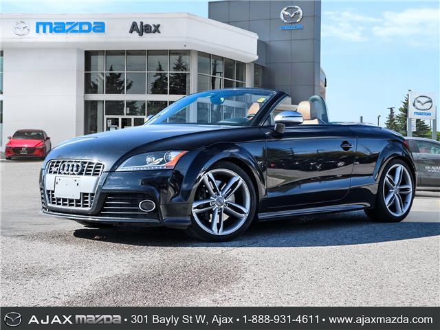 2010 Audi TTS 2.0T (Stk: 21-0035A) in Ajax - Image 1 of 23