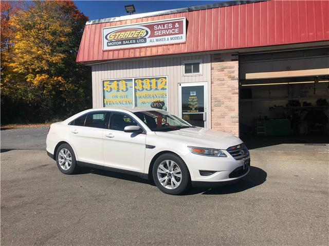 2012 Ford Taurus SEL (Stk: CG101176) in Morrisburg - Image 1 of 8