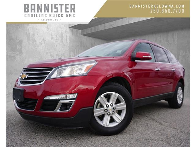 2013 Chevrolet Traverse 1LT (Stk: 20-496A) in Kelowna - Image 1 of 19