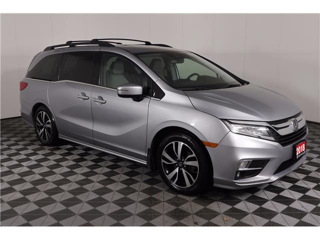 2018 Honda Odyssey Touring (Stk: 221006A) in Huntsville - Image 1 of 33