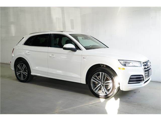 2018 Audi Q5 2.0T Progressiv (Stk: 034888) in Vaughan - Image 1 of 28