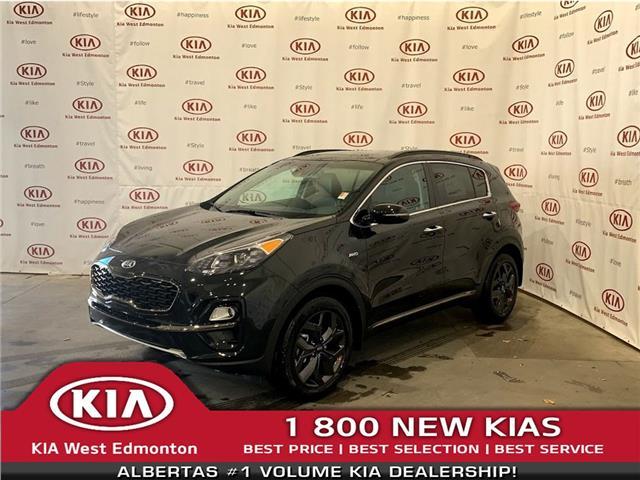 2021 Kia Sportage EX Premium S (Stk: 22568) in Edmonton - Image 1 of 33