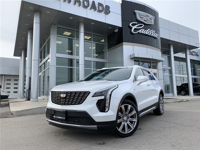2021 Cadillac XT4 Premium Luxury (Stk: F001714) in Newmarket - Image 1 of 28