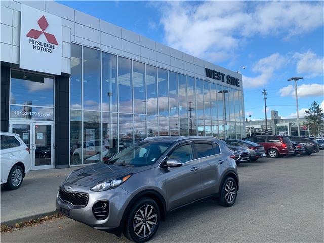2018 Kia Sportage EX (Stk: BM3922) in Edmonton - Image 1 of 29