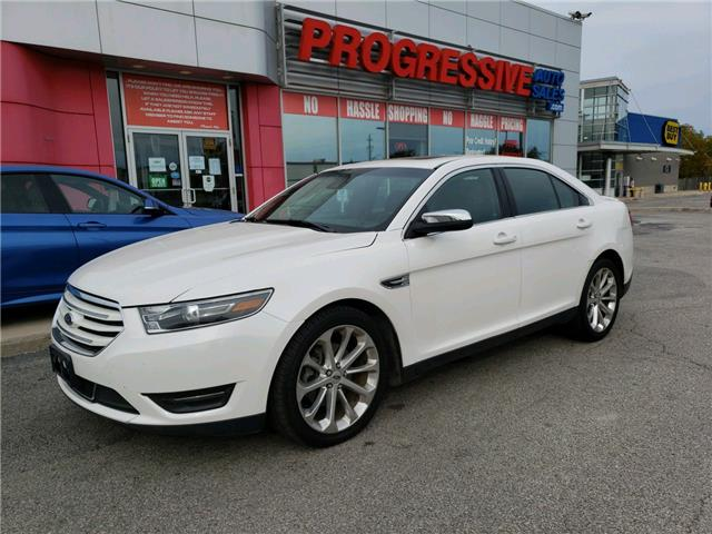 2017 Ford Taurus Limited (Stk: HG129587) in Sarnia - Image 1 of 11