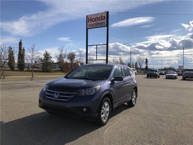 2013 Honda CR-V EX (Stk: 19-175A) in Grande Prairie - Image 1 of 14