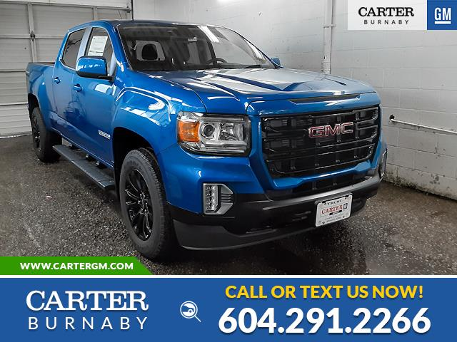 2021 GMC Canyon Elevation (Stk: 81-87560) in Burnaby - Image 1 of 13