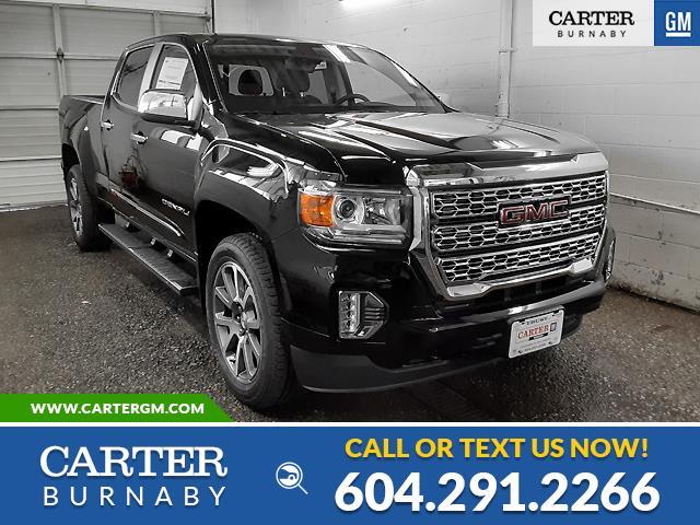 2021 GMC Canyon Denali (Stk: 81-91840) in Burnaby - Image 1 of 13
