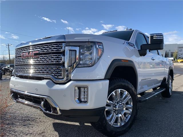 2020 GMC Sierra 3500HD Denali (Stk: LF339348) in Calgary - Image 1 of 30