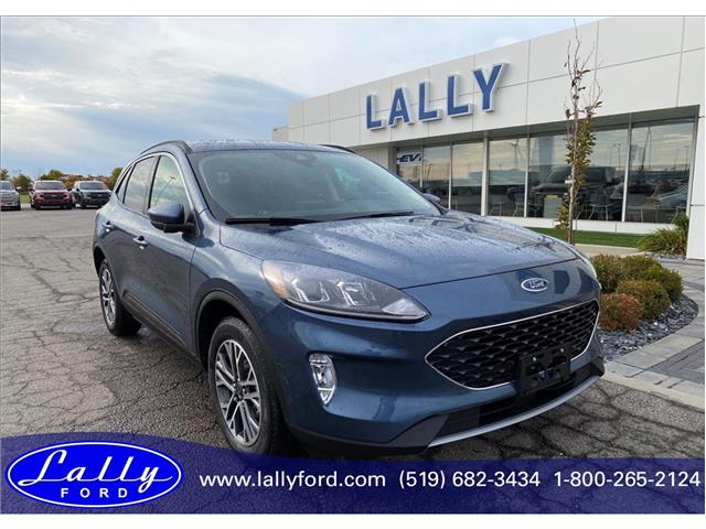 2020 Ford Escape SEL (Stk: EP27020) in Tilbury - Image 1 of 17