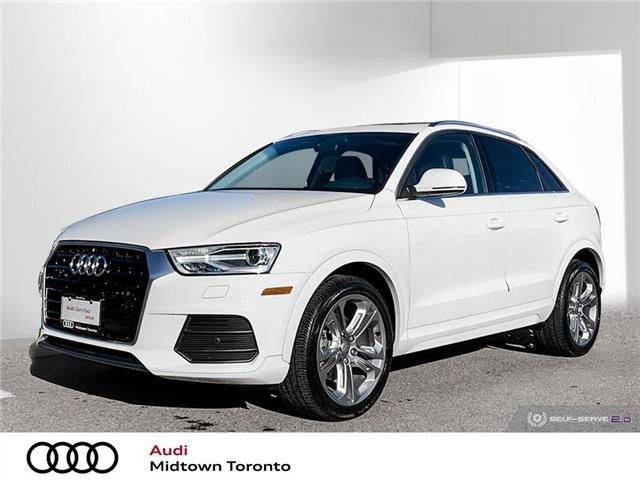 2017 Audi Q3 2.0T Progressiv (Stk: P8267) in Toronto - Image 1 of 25