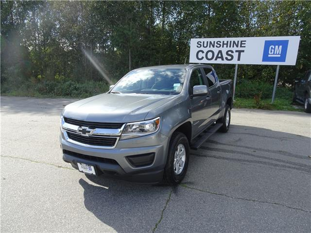 2020 Chevrolet Colorado WT (Stk: CL214094) in Sechelt - Image 1 of 16