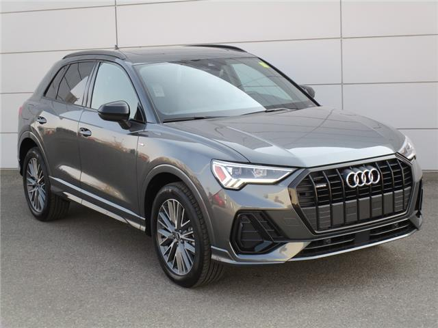2021 Audi Q3 45 Progressiv (Stk: 210026) in Regina - Image 1 of 25