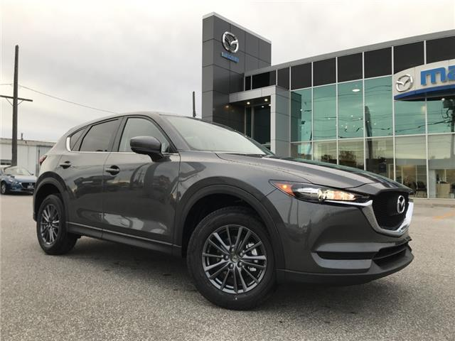 2021 Mazda CX-5 GX (Stk: NM3391) in Chatham - Image 1 of 20