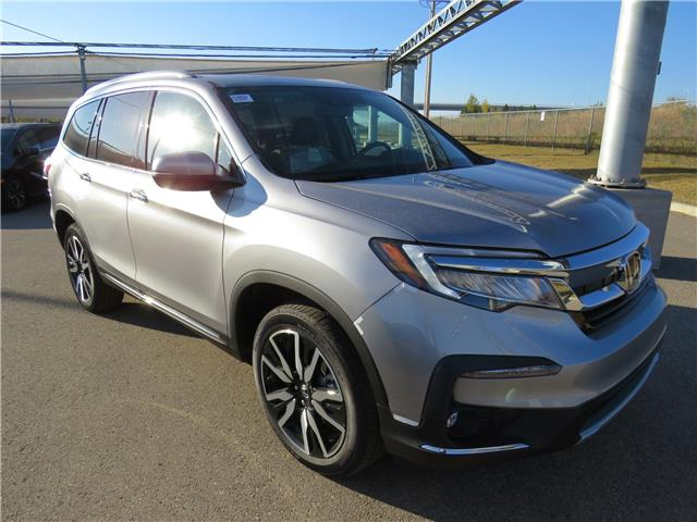 2021 Honda Pilot Touring 8P (Stk: 210022) in Airdrie - Image 1 of 8