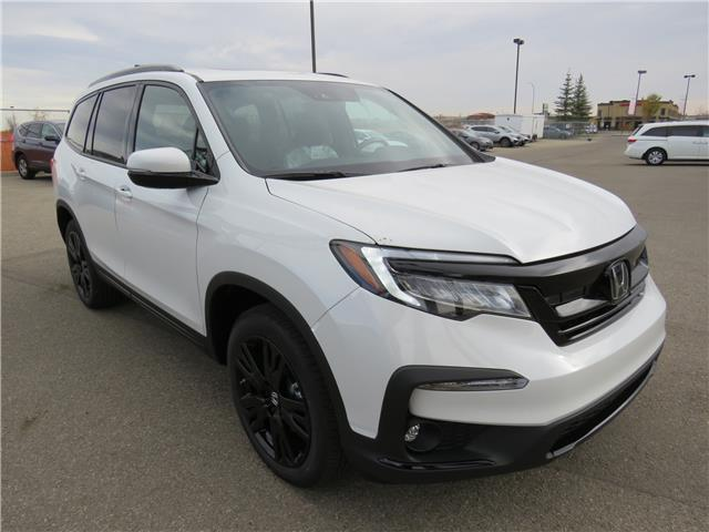 2021 Honda Pilot Black Edition (Stk: 210023) in Airdrie - Image 1 of 8