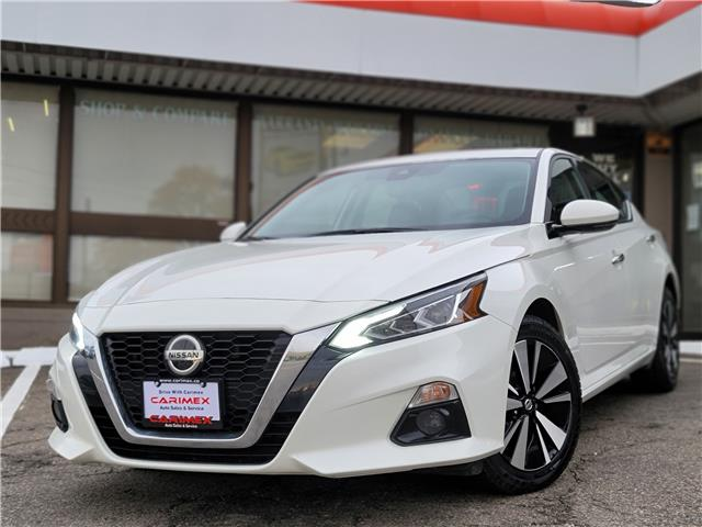 2019 Nissan Altima 2.5 SV (Stk: 2010305) in Waterloo - Image 1 of 24