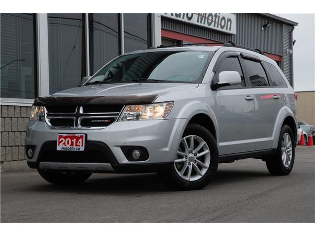 2014 Dodge Journey SXT (Stk: 20937) in Chatham - Image 1 of 21