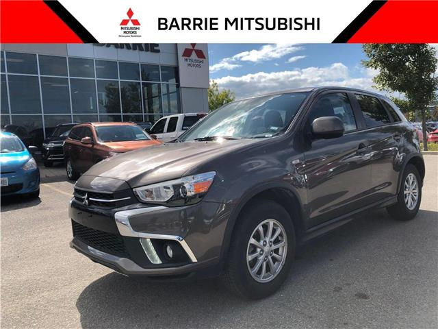 2018 Mitsubishi RVR SE (Stk: 00555) in Barrie - Image 1 of 24