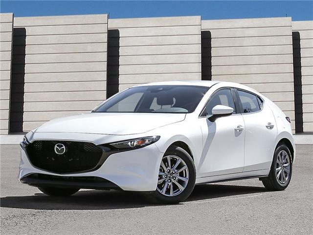 2021 Mazda Mazda3 Sport  (Stk: 21154) in Toronto - Image 1 of 23