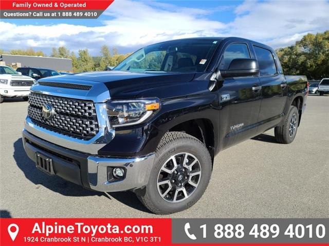2021 Toyota Tundra SR5 TRD Off-Road (Stk: X957402) in Cranbrook - Image 1 of 24