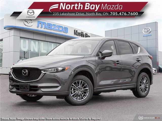 2021 Mazda CX-5 GS (Stk: 2139) in North Bay - Image 1 of 23