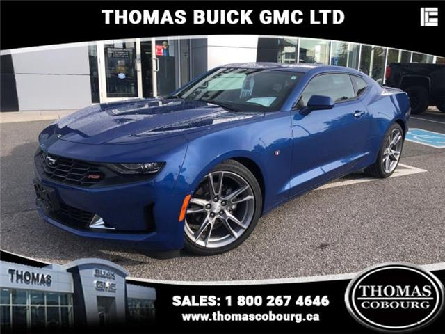 2019 Chevrolet Camaro 1LT (Stk: UC34702) in Cobourg - Image 1 of 22