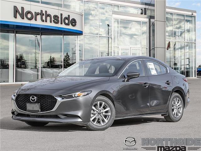 2021 Mazda Mazda3 GX (Stk: M21010) in Sault Ste. Marie - Image 1 of 23