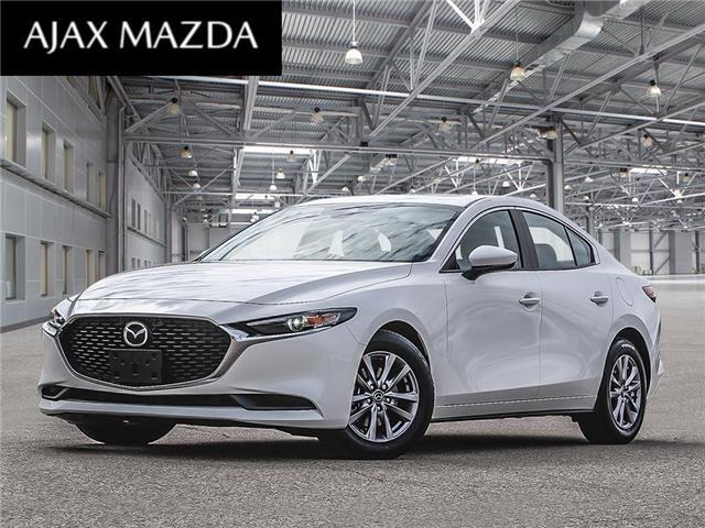 2021 Mazda Mazda3 GS (Stk: 21-0024) in Ajax - Image 1 of 23