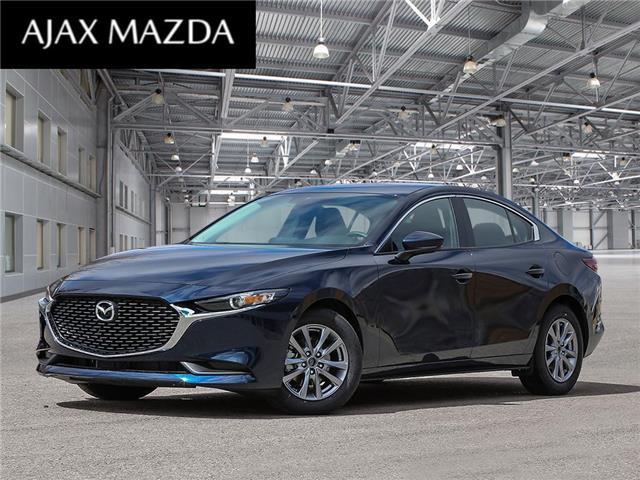 2021 Mazda Mazda3 GX (Stk: 21-0057) in Ajax - Image 1 of 23