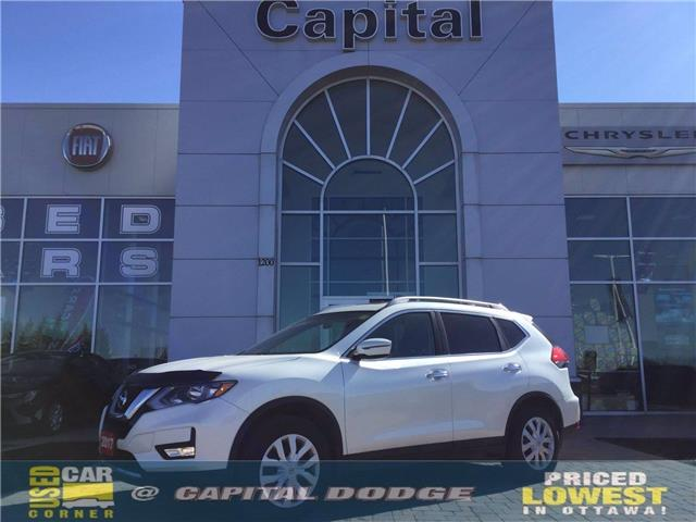 2017 Nissan Rogue S (Stk: L00420A) in Kanata - Image 1 of 25
