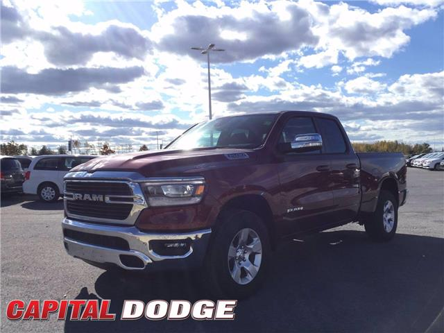 2021 RAM 1500 Big Horn (Stk: M00042) in Kanata - Image 1 of 23