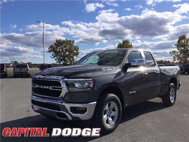 2021 RAM 1500 Big Horn (Stk: M00046) in Kanata - Image 1 of 24