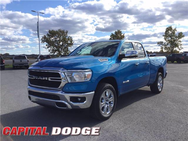 2021 RAM 1500 Big Horn (Stk: M00038) in Kanata - Image 1 of 22