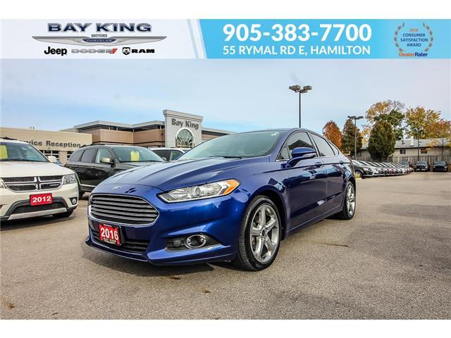 2016 Ford Fusion SE (Stk: 7127B) in Hamilton - Image 1 of 28