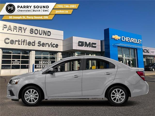2017 Chevrolet Sonic LT Auto (Stk: PS19-006) in Parry Sound - Image 1 of 1