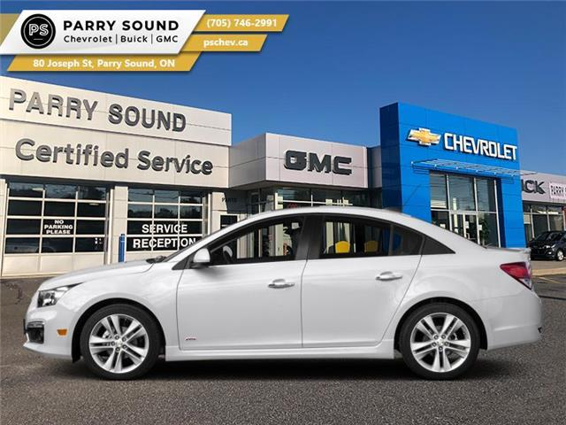 2015 Chevrolet Cruze 1LT (Stk: PS19-010) in Parry Sound - Image 1 of 1
