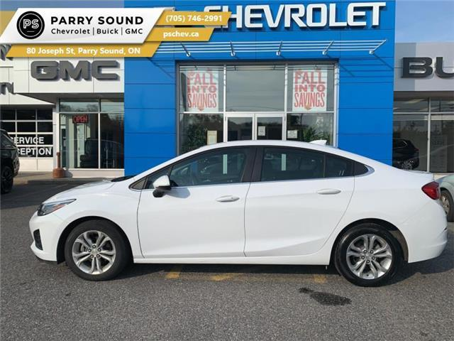 2019 Chevrolet Cruze LT (Stk: PS20-041) in Parry Sound - Image 1 of 19