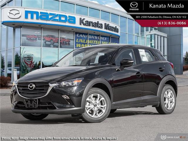 2021 Mazda CX-3 GS (Stk: 11737) in Ottawa - Image 1 of 23