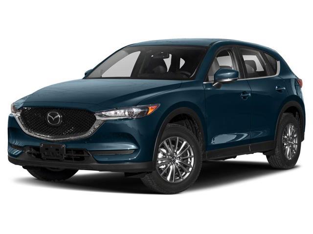 2021 Mazda CX-5 GS (Stk: 214639) in Burlington - Image 1 of 9