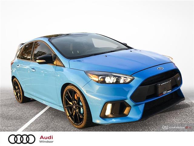2018 Ford Focus RS Base (Stk: 21005A) in Windsor - Image 1 of 25