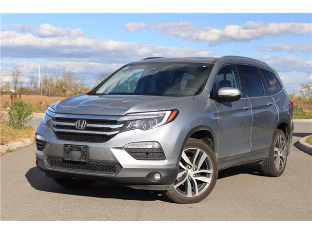 2018 Honda Pilot Touring (Stk: 210001A) in Orléans - Image 1 of 22