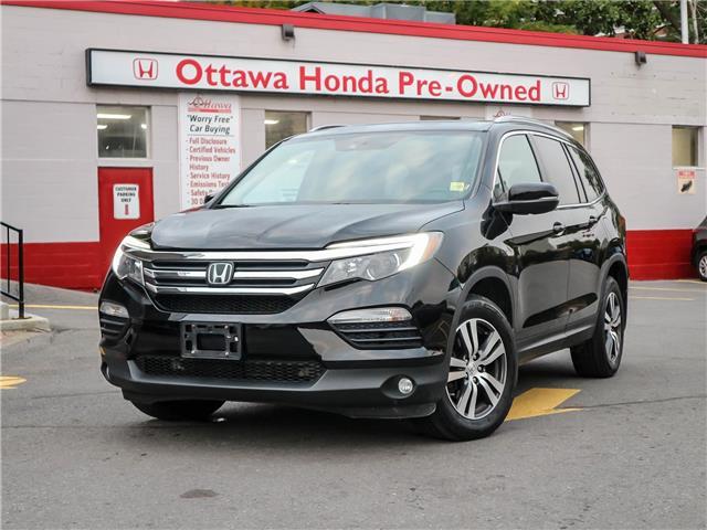 2016 Honda Pilot EX-L Navi (Stk: 338891) in Ottawa - Image 1 of 29