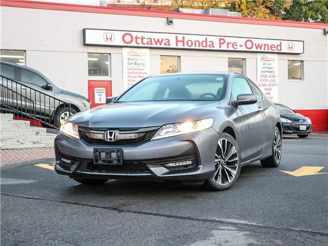 2016 Honda Accord EX (Stk: 331591) in Ottawa - Image 1 of 28