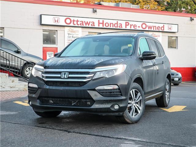 2017 Honda Pilot EX-L Navi (Stk: H85700) in Ottawa - Image 1 of 30