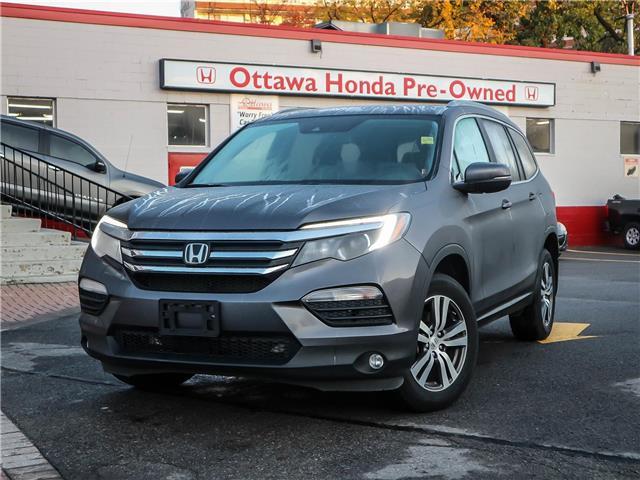 2018 Honda Pilot EX (Stk: H85990) in Ottawa - Image 1 of 29