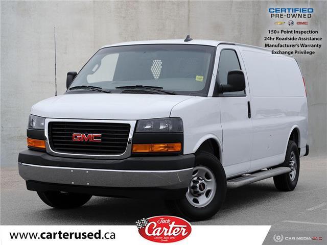 2019 GMC Savana 2500 Work Van (Stk: 46350L) in Calgary - Image 1 of 28